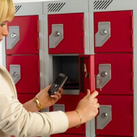 Helmsman Mini Minder Lockers