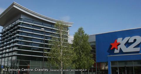 K2 Leisure Centre, Crawley