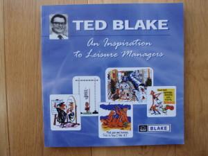 Ted Blake book