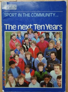 Sport in the Community…The next Ten Years