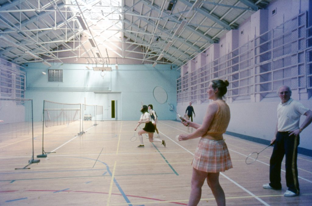Carlisle Sports Centre 1969