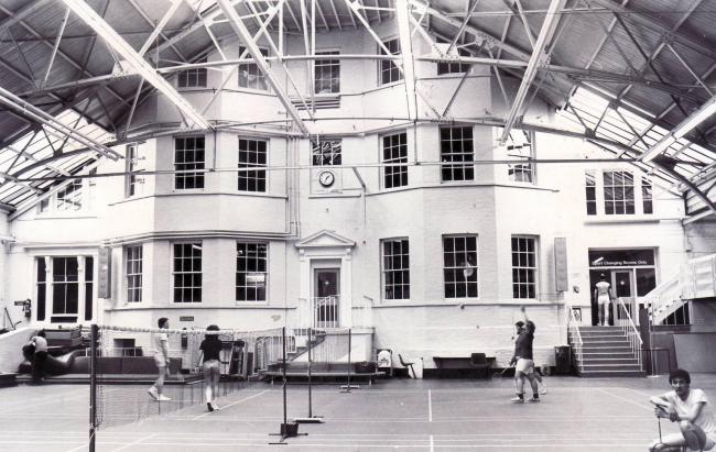 Silverwell Street Sports Centre Courtesy of Bolton News