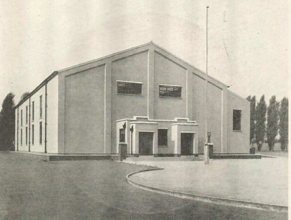Victory Hall Opened 1946