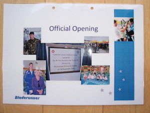 Catterick opening 2009