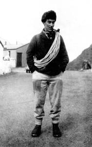Jack Longland The climber