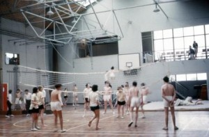 Sawston Village College Sports Hall