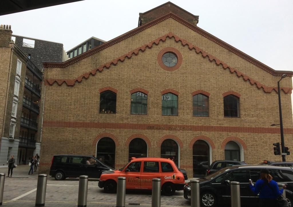 The German Gymnasium Kings Cross London 2017
