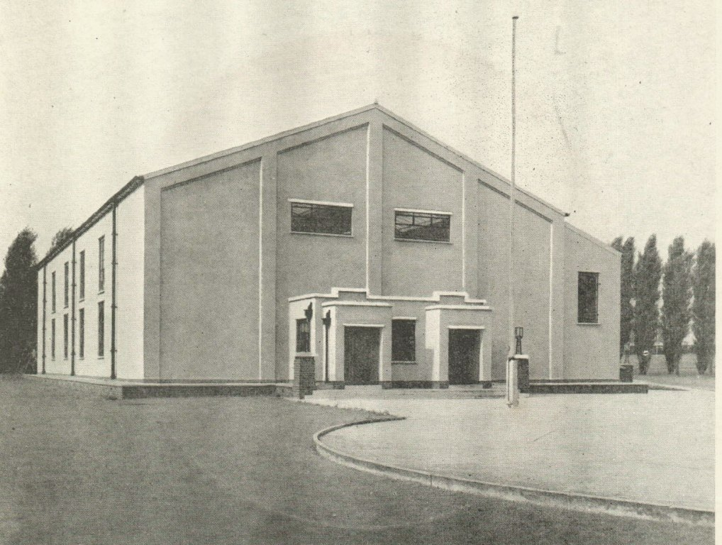 Victory Hall Opened 1946