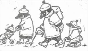 'Mole Family'